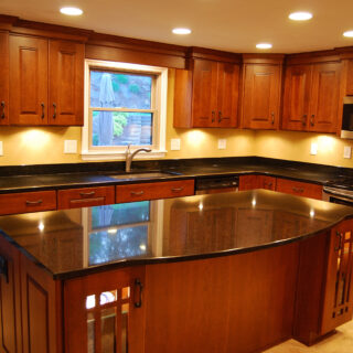 Popular Colors of Granite Countertops