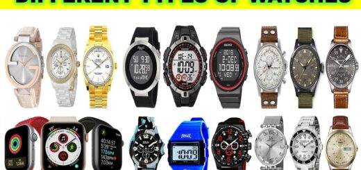 Types of Watch
