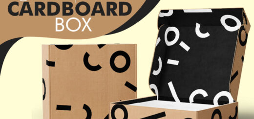 custom printed cardboard boxes