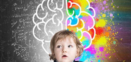 develops a child's mind