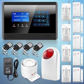 Auto-Dial Alarms
